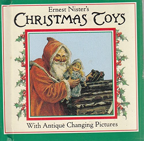 Christmas Toys By Ernest Nister