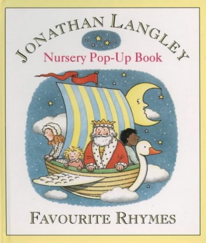 Favourite Rhymes By Illustrated by Jonathan Langley