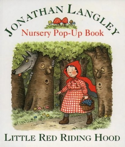 Nursery Pop- Up Book – Little Red Riding Hood (Collins Baby & Toddler) By Jonathan Langley