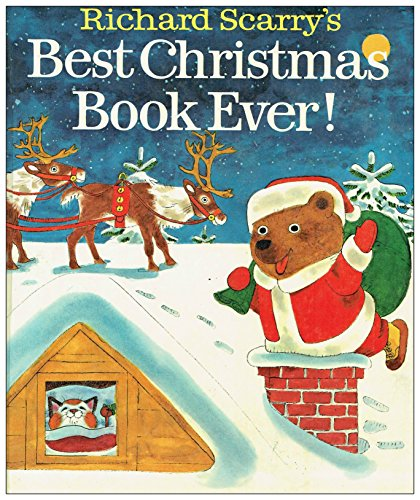 Best Christmas Book Ever By Richard Scarry