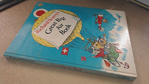 Great Big Air Book By Richard Scarry