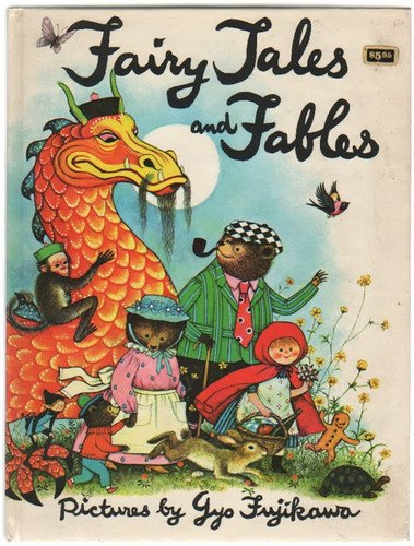 Fairy Tales and Fables By Eve Morel