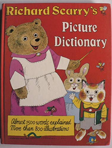 Picture Dictionary By Richard Scarry