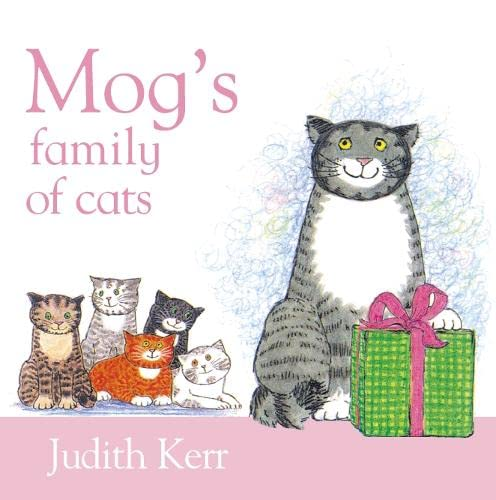 Mog's Family of Cats (Collins Baby & Toddler) By Judith Kerr