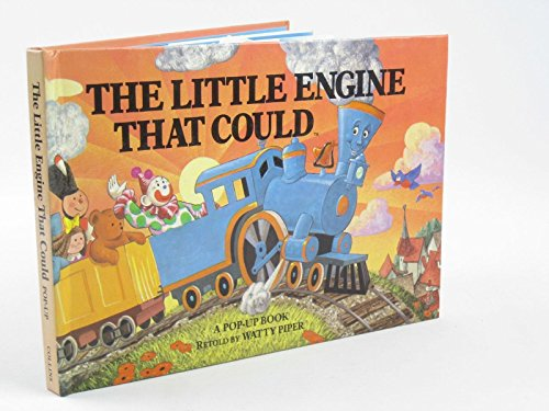 The Little Engine That Could: Pop-up Book By Watty Piper