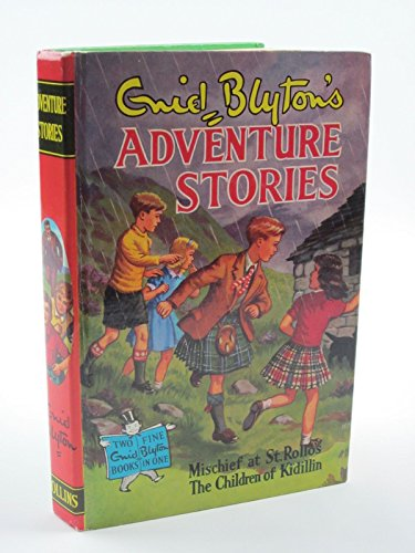 Adventure Stories By Enid Blyton