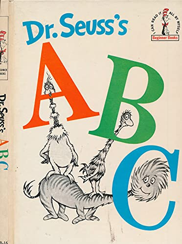 Dr.Seuss's ABC (Beginner Series) by Dr. Seuss