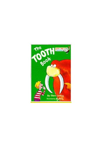 Tooth Book By Theo LeSieg