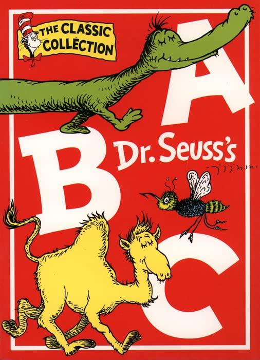 Dr. Seuss's ABC (Dr. Seuss Classic Collection) by Dr. Seuss