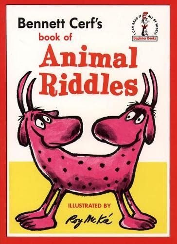 Animal Riddles By Bennett Cerf