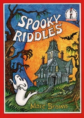 Spooky Riddles By Marc Brown