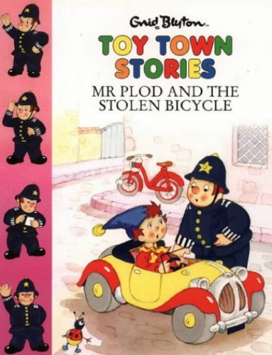 Mr. Plod and the Stolen Bicycle By Enid Blyton