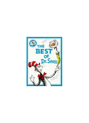 "The Best of Dr.Seuss: ""Cat in the Hat"", ""Cat in the Hat Comes Back"", ""Dr.Seuss's ABC"" by Dr. Seuss"
