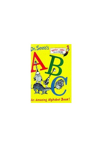 Dr.Seuss's ABC by Dr. Seuss
