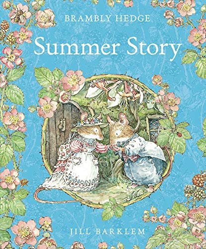 Summer Story By Jill Barklem
