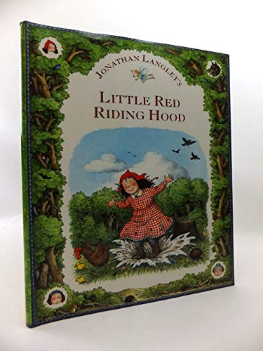 Little Red Riding Hood By Volume editor Jonathan Langley