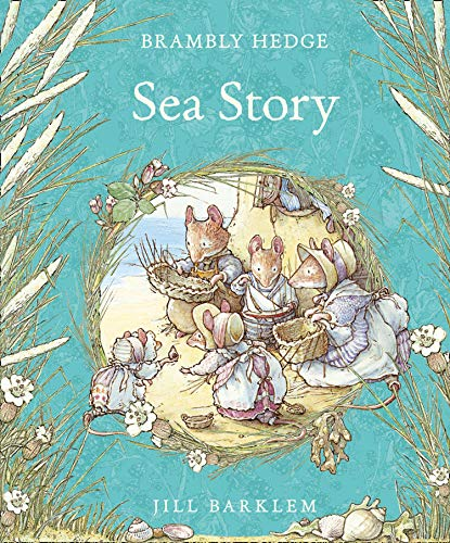 Sea Story By Jill Barklem