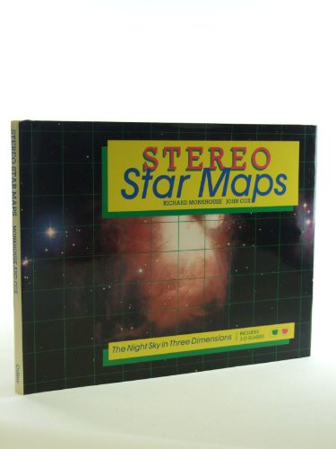 Stereo Star Maps by John Cox