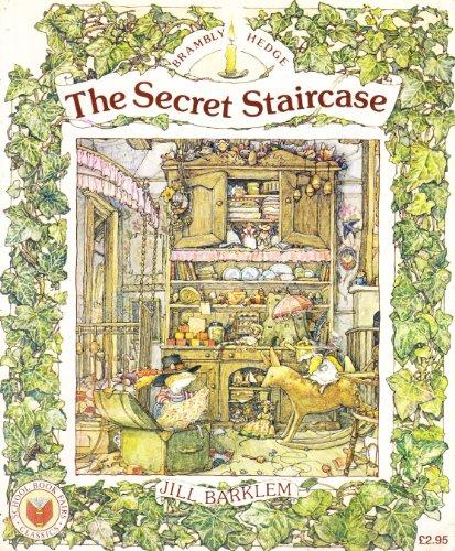 Xsecret Staircase Special By Barklem  Jill