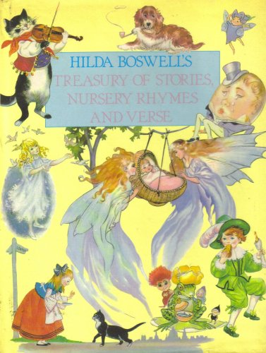 Hilda Boswell's Treasury of Stories, Nursery Rhyme By Hilda Boswell