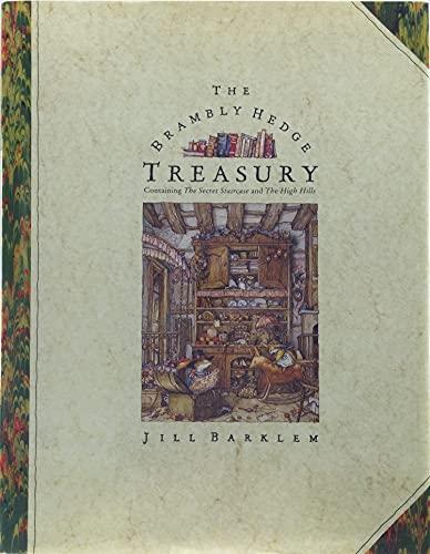 Brambly Hedge Treasury By Jill Barklem