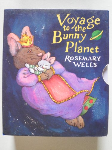 Voyage to the Bunny Planet:Moss Pillows,First Tomato and Island Light By Rosemary Wells