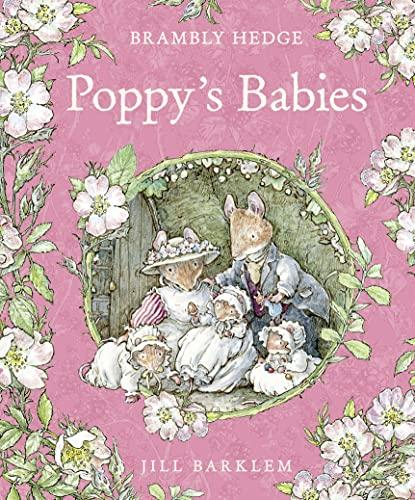 Poppy's Babies (Brambly Hedge) By Jill Barklem