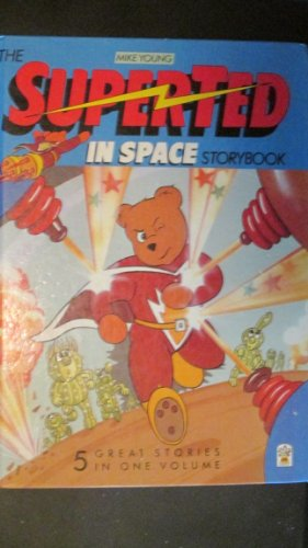 SuperTed Story Book By Mike Young