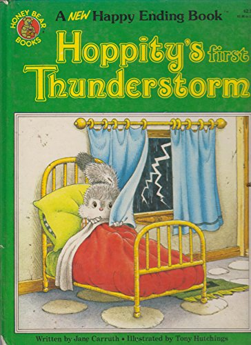 Hoppity's First Thunderstorm By Jane Carruth