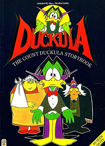 The Count Duckula Storybook By Maureen Spurgeon