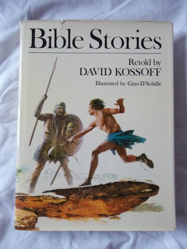 Bible Stories by David Kossoff