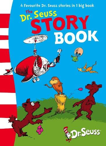 The Dr. Seuss Story Book By Dr. Seuss