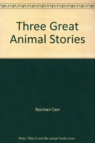 Three Great Animal Stories By Gerald Durrell