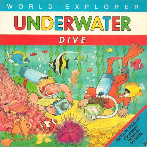 Underwater Dive By Antony Jensen