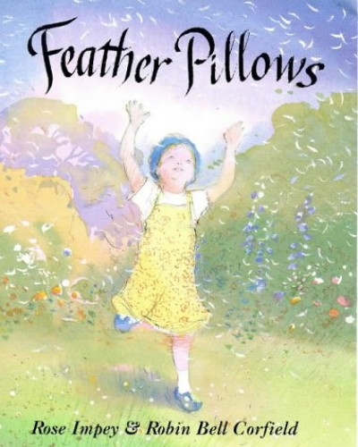 Feather Pillows By Rose Impey