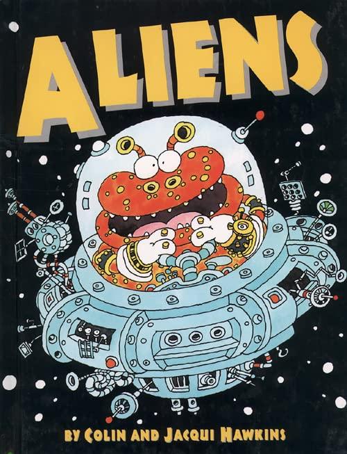 Aliens By Colin Hawkins
