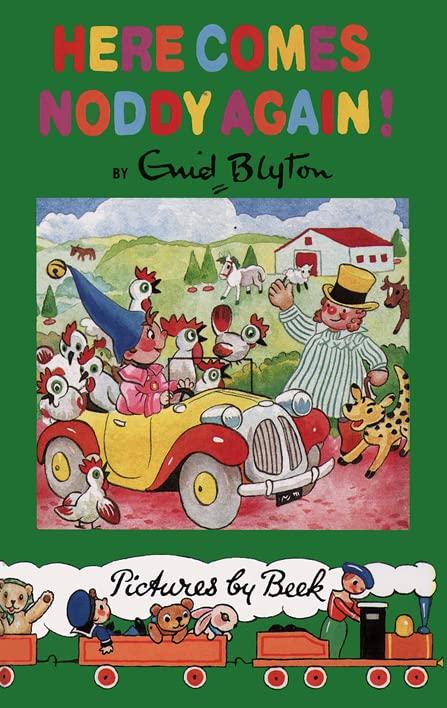 Noddy Classic Library (4) – Here Comes Noddy Again By Enid Blyton