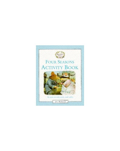 Four Seasons Activity Book By Jill Barklem