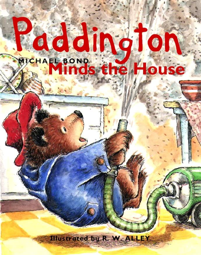 Paddington Minds the House (Paddington Little Library) By Michael Bond