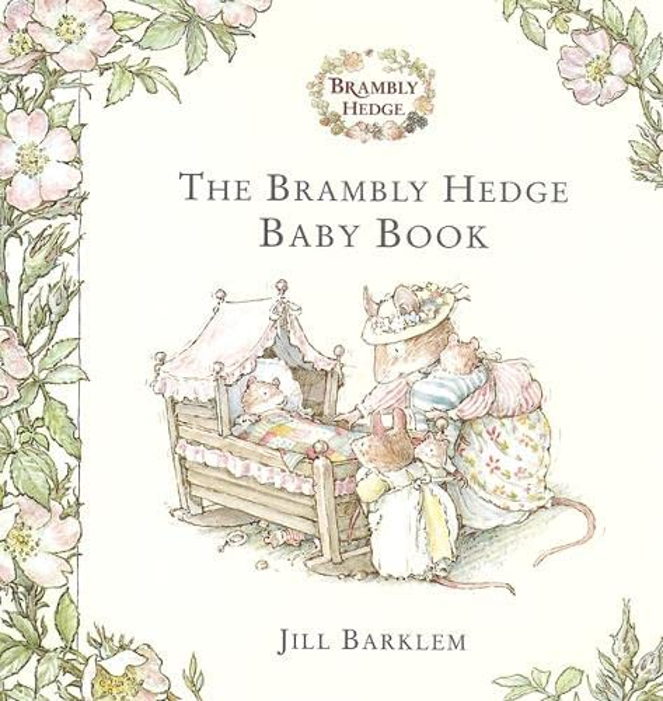 Brambly Hedge Baby Book By Jill Barklem