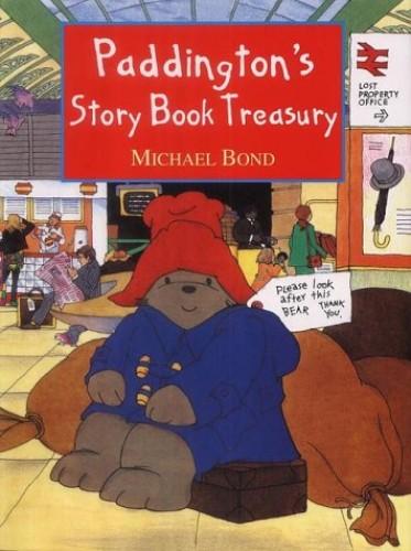 Paddington Storybook Treasury By Michael Bond