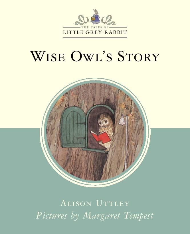 Little Grey Rabbit By Alison Uttley