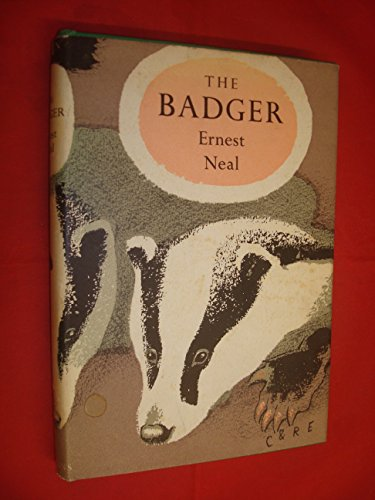 The Badger By Ernest G. Neal