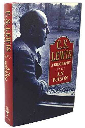 C.S.Lewis By A. N. Wilson