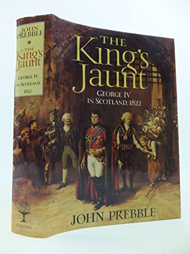 The King's Jaunt By John Prebble