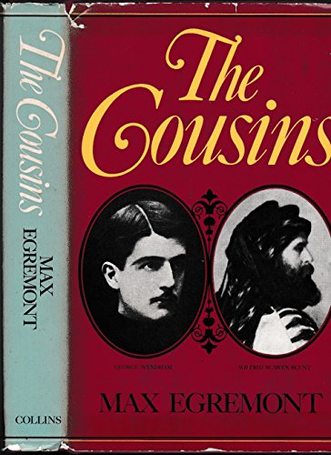 The Cousins By Max Egremont