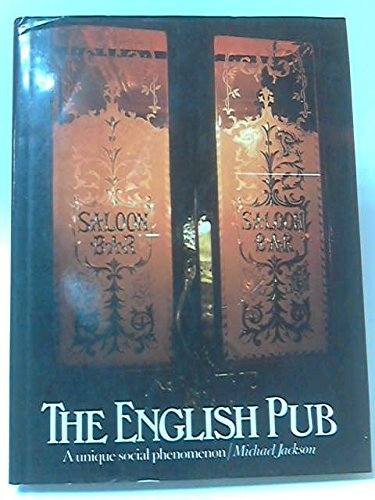 English Pub (A quarto book) By Michael Jackson