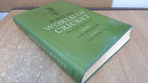 Barclays World of Cricket Edited by E.W. Swanton