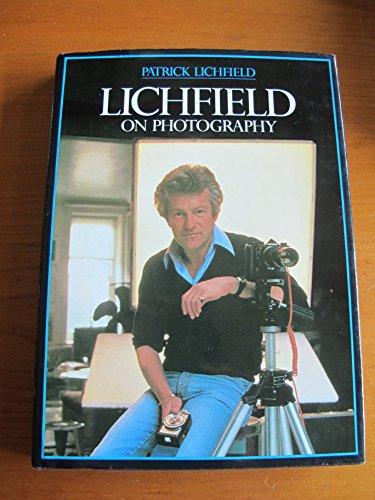 On Photography By Patrick Lichfield