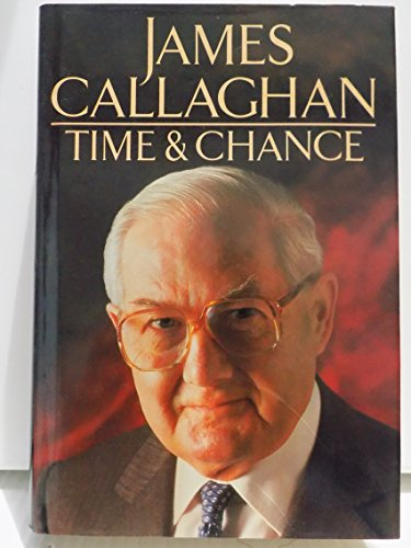 Time and Chance By James Callaghan